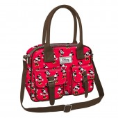 Bolsa Attache Minnie Disney - Cheerful