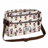 Bolsa  básica Minnie Disney - Ivory