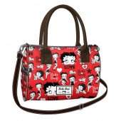 Bolsa Chest Betty Boop - Rouge