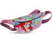 Bolsa cintura Princesa Ariel Coral
