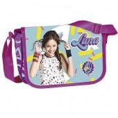 Bolsa com Aba Sou Luna Disney - Abstract