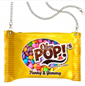 Bolsa com corrente Oh My Pop Chococandy