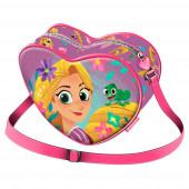 Bolsa Coração Rapunzel