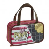 Bolsa de Mão  de Oh My Pop! - Chocolate