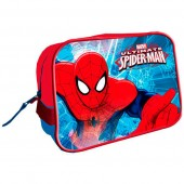 Bolsa estojo escolar quadrado Marvel Spiderman Jump