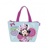 Bolsa grande Praia Disney Minnie Flowers