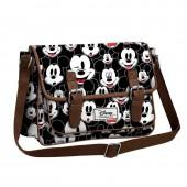 Bolsa grande Satchel Mickey Disney - Visages