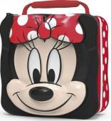 Bolsa lancheira térmica 3D Minnie Mouse