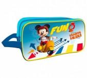 Bolsa necesaire  Mickey Fun 17x28x10cm