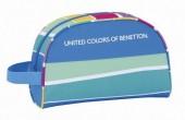 Bolsa necessaire adap Benetton Stripes