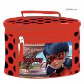 Bolsa Necessaire c/ bolso Ladybug - Amour