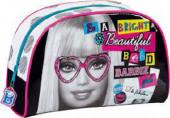 Bolsa Necessaire/ Estojo Barbie School