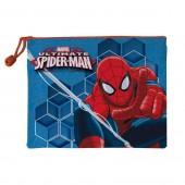 Bolsa necessaire impermeável  Spiderman