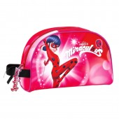 Bolsa necessaire Ladybug adaptável - Be Miraculous