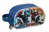 Bolsa necessaire Marvel Capitão América Civil War