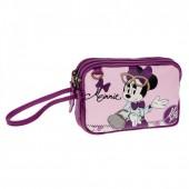 Bolsa Necessaire Minnie Disney - Glamour