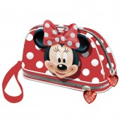 Bolsa necessaire Minnie Disney White Dots