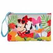 Bolsa Necessaire Minnie e Margarida - Fruits