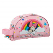 Bolsa Necessaire Minnie Rainbow