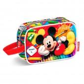 Bolsa Necessaire/porta sapatos Mickey Disney - Crayons
