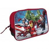 Bolsa necessaire quadrada Avengers