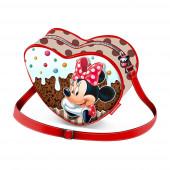 Bolsa ombro Coração Minnie Muffin