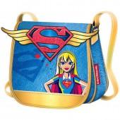 Bolsa ombro Superhero Girls DC Supergirl