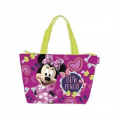 Bolsa Praia Minnie -Bow Power