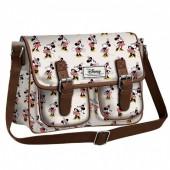 Bolsa Satchel Minnie Disney - Ivory