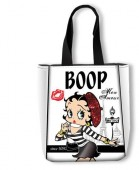Bolsa Shopping Pequena Betty Boop White Mon Amour