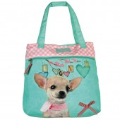 Bolsa Shopping Pets Chihuahua