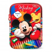 Bolsa  tablet Mickey Disney - Crayons