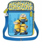 Bolsa Tablet Minions Party 28cm