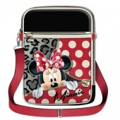 Bolsa Tablet Minnie - Zipper