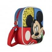 Bolsa tiracolo 3d de Mickey Mouse