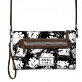 Bolsa tiracolo Betty Boop - Noir