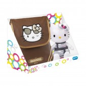 Bolsa Tiracolo + Boneca 30 Cm Hello Kitty