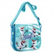 Bolsa tiracolo c/ aba Frozen Olaf Happy
