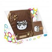 Bolsa Tiracolo + Carteira Hello Kitty Diva
