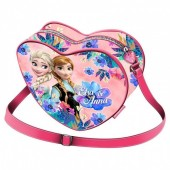 Bolsa tiracolo coração Frozen - Summer
