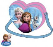 Bolsa Tiracolo Coração Frozen