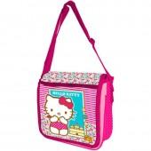 Bolsa Tiracolo Hello Kitty Castle
