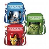 Bolsa tiracolo Marvel Avengers sortido