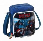 Bolsa tiracolo Marvel Capitão América Civil War
