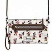 Bolsa tiracolo Minnie Disney - Ivory