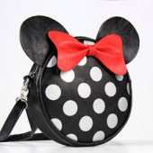 Bolsa Tiracolo Minnie Mouse Disney
