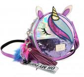 Bolsa Tiracolo Oh My Pop Unicorn Dreaming 18cm