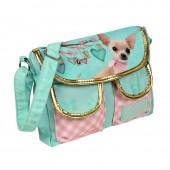 Bolsa Tiracolo Pets Chihuahua
