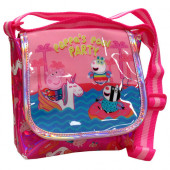 Bolsa Tiracolo Porquinha Peppa Pool Party