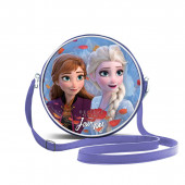 Bolsa Tiracolo Redonda Frozen 2 Believe in the Journey